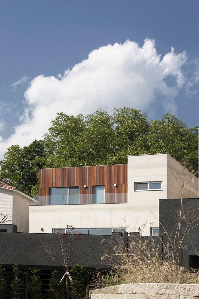 Ngôi nhà được thiết kế thư giãn để tận hưởng tuổi già