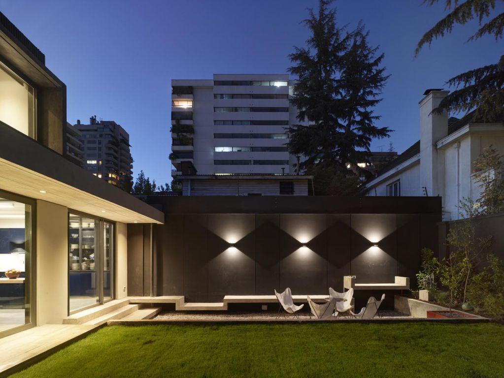 Thiết kế không gian chứa của dự án