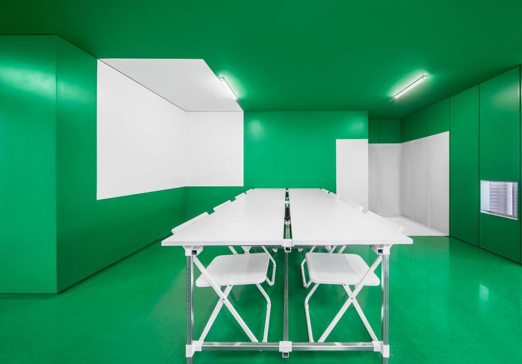Thiết kế không gian nhỏ cho một nhóm người sử dụng