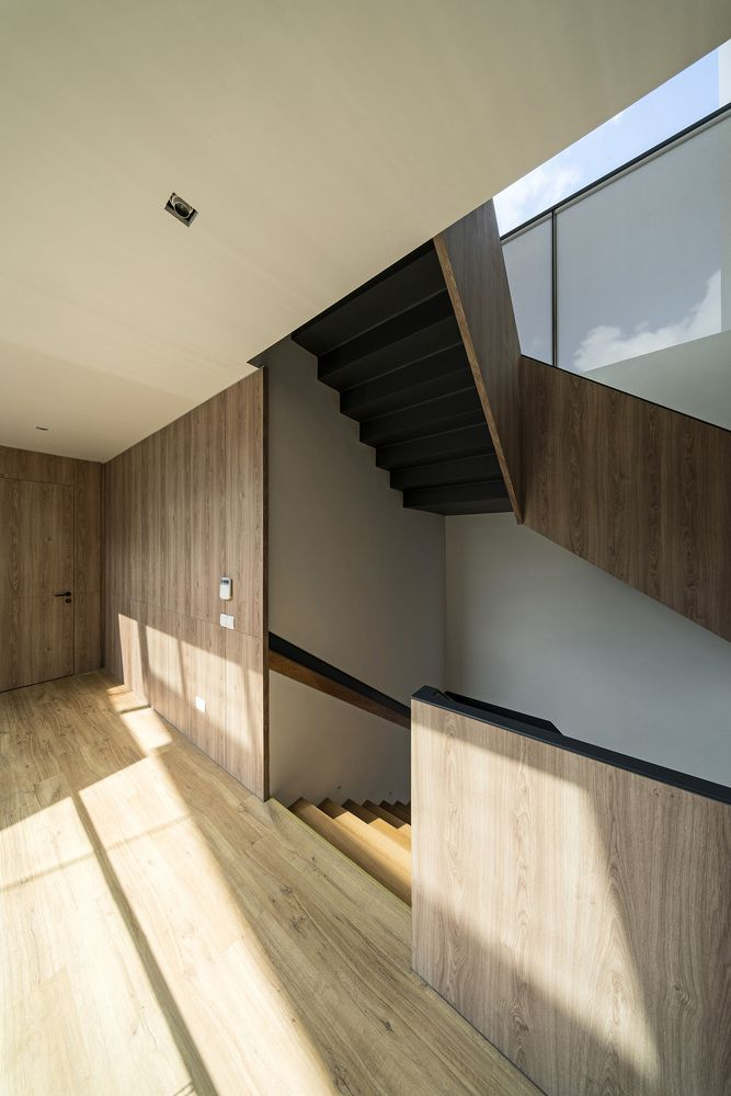 Ánh sáng tự nhiên được thiết kế chú trọng trong dự án