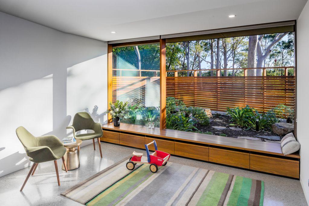 Các phòng đều được thiết kế hướng đến khu vườn