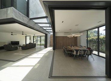Dự án có sự sáng tạo linh hoạt về cấu trúc