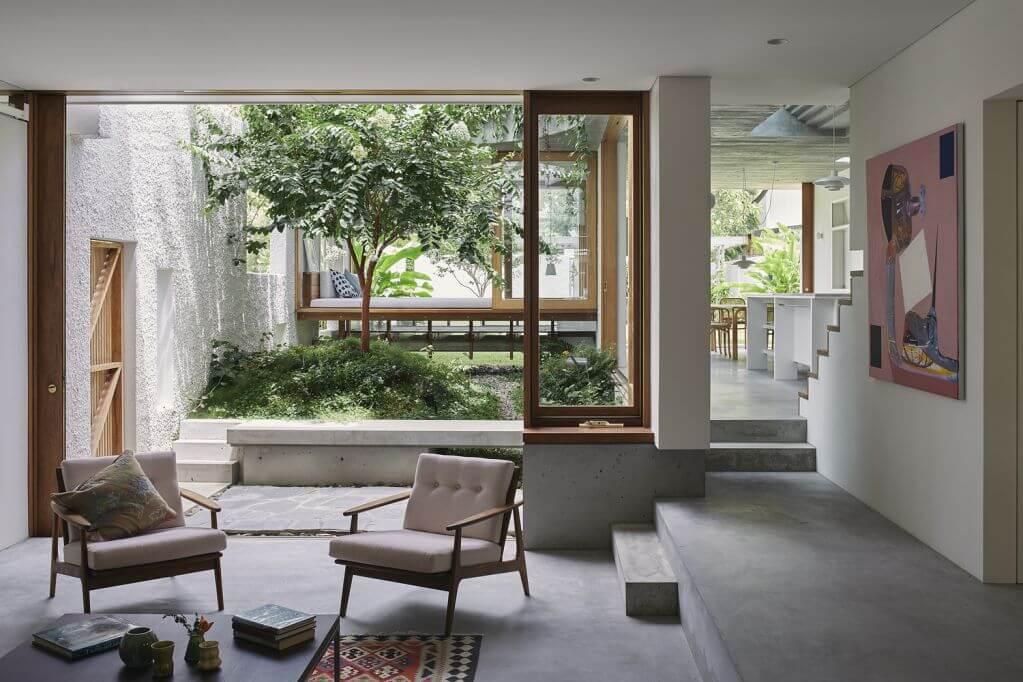 Dự án Gibbon Street tại Úc của Cavill Architects