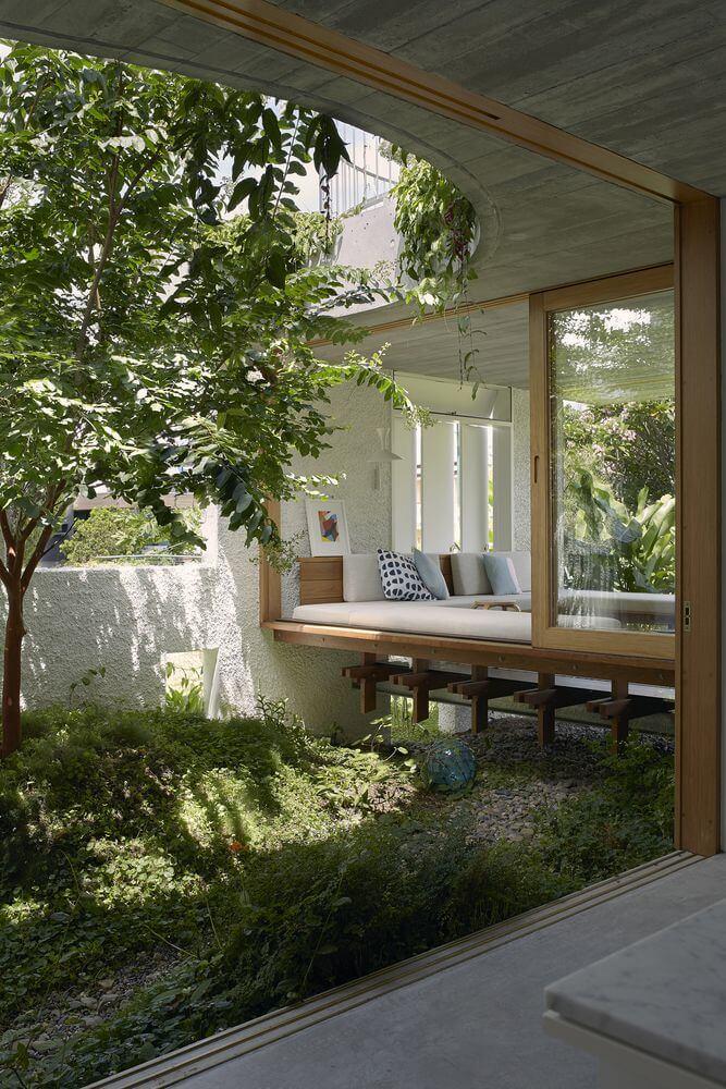 Dự án lấy cảm hứng từ kiến trúc truyền thống kết hợp hiện đại