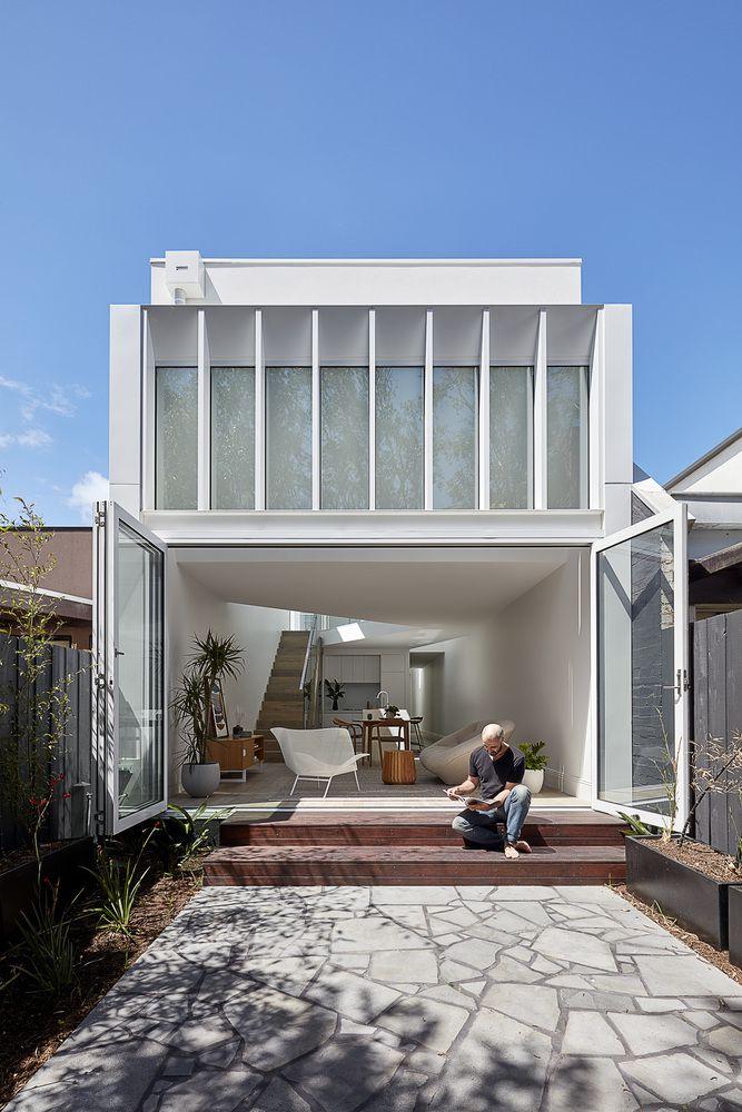 Dự án thiết kế kiến trúc Oban Residence của Mittelman Amsellem Architects