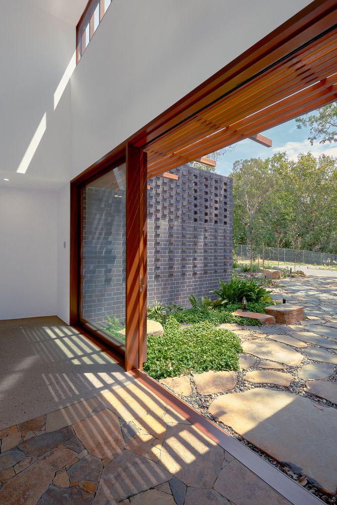 Dự án thiết kế với sự giao lưu giữa trong nhà và ngoài trời