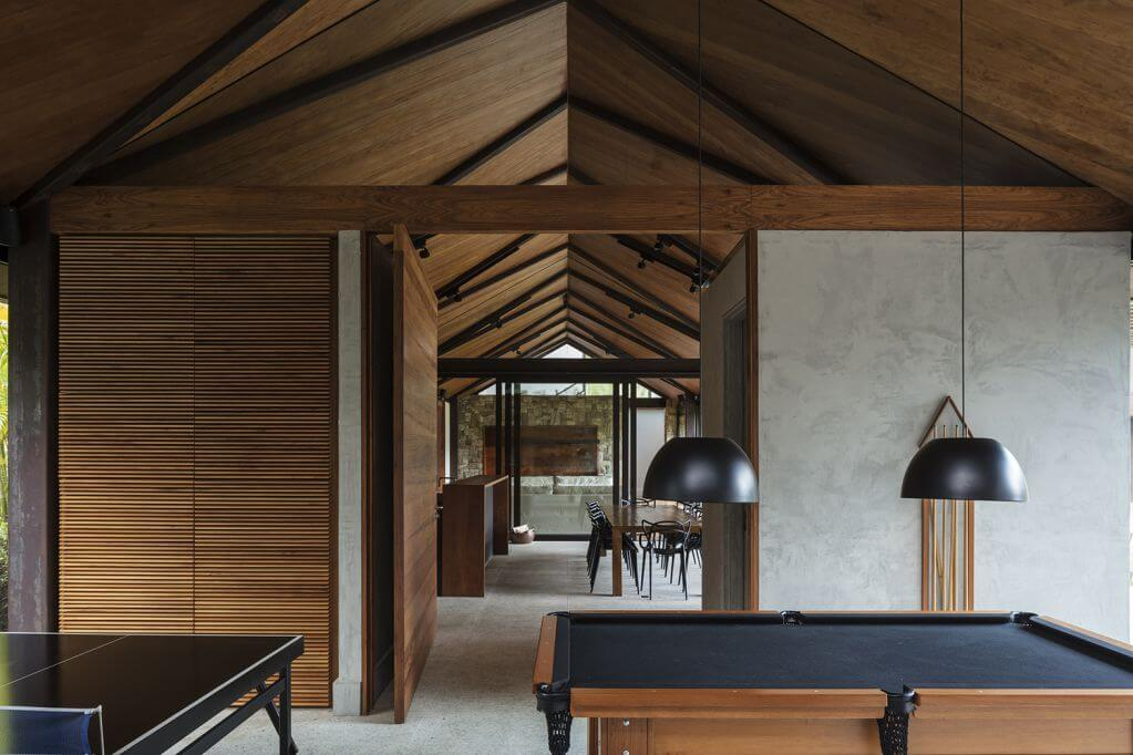 Thiết kế các phòng hoàn toàn mở