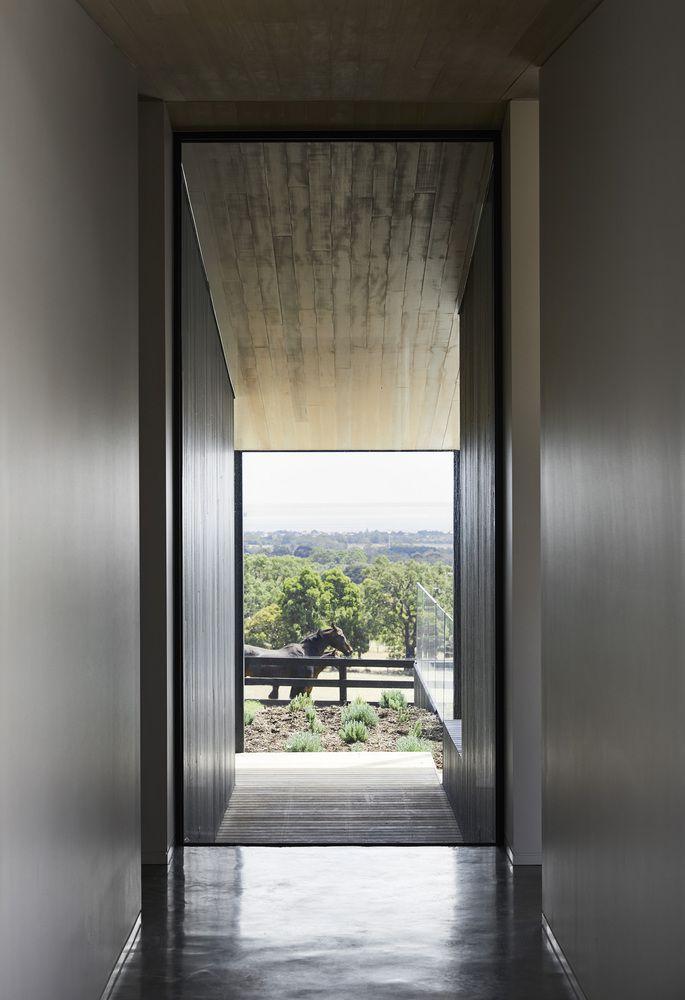 Thiết kế hành lang trong dự án