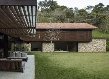Thiết kế một tầng dễ dàng tiếp cận với mặt đất