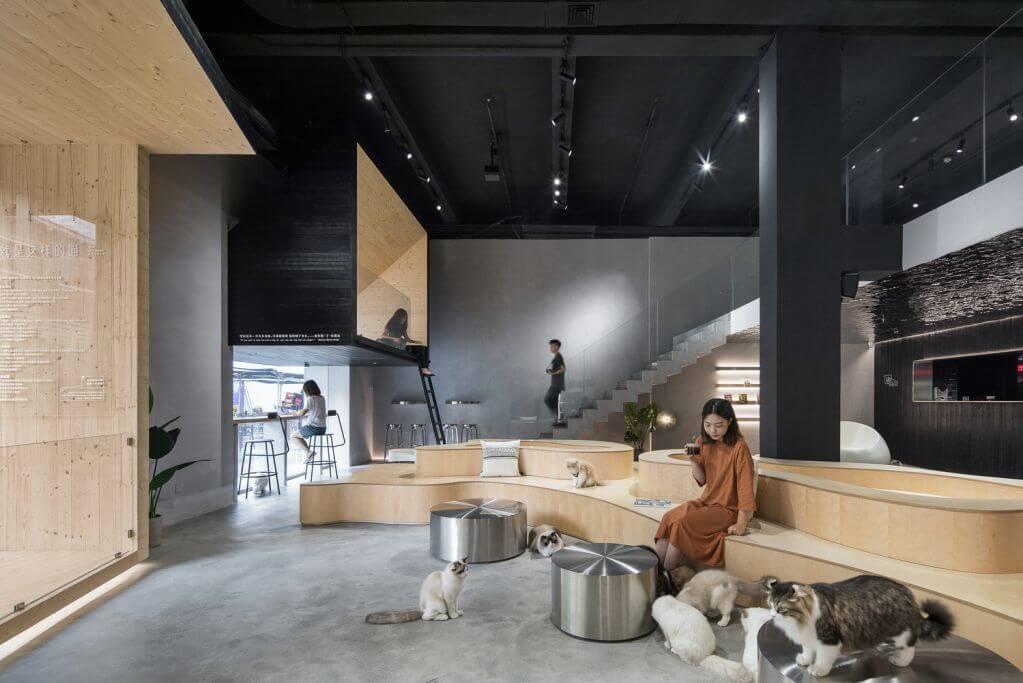 Dự án thiết kế nhà hàng Meow Restaurant của E Studio