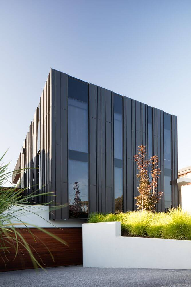 Dự án thiết kế nhà ở Plumbers House của Finnis Architects tại Australia