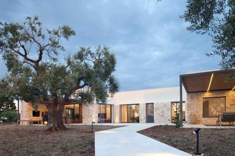 Dự án thiết kế nội thất BS House của Reisarchitettura tại Ý