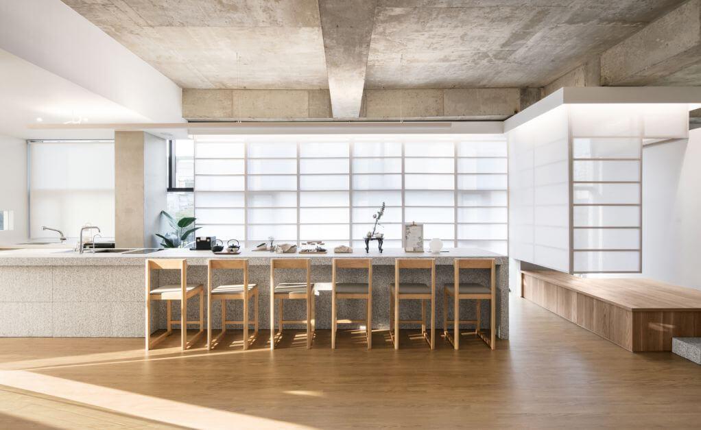 Dự án thiết kế kiến trúc phòng khám y tế Hàn Quốc Aeichi của Seog Be Seog