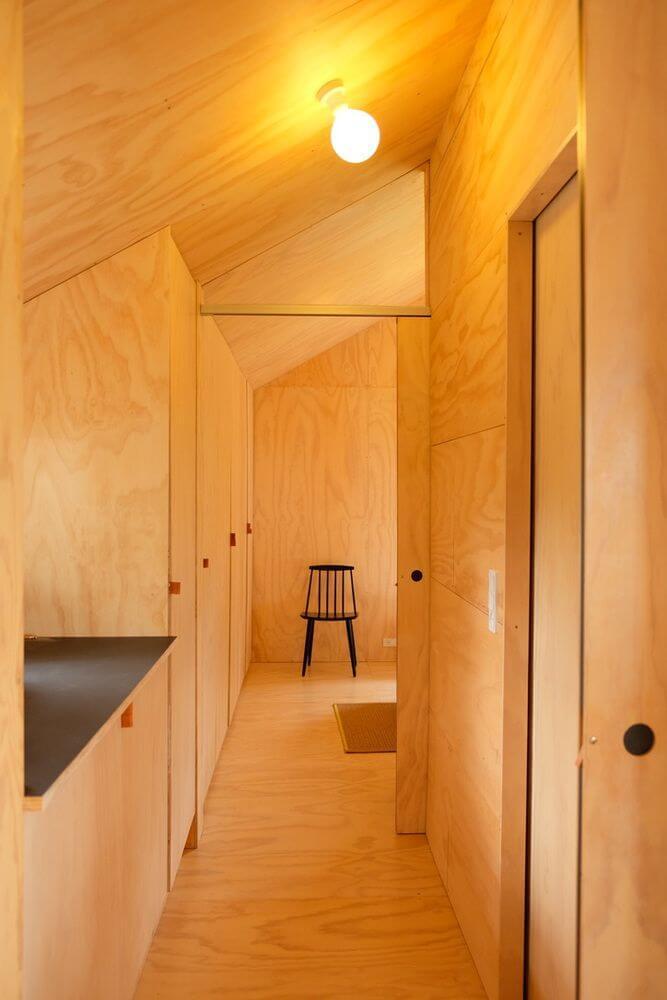 Không gian thiết kế mở kéo dài