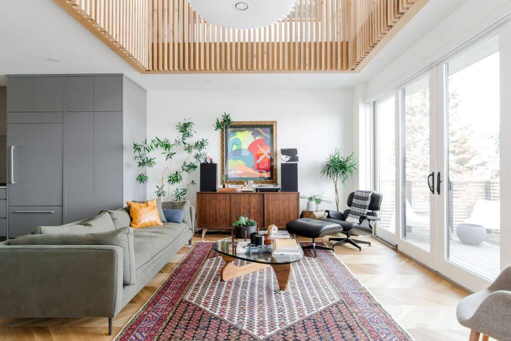 Ngôi nhà được lên ý tưởng từ chủ nhà và các kiến trúc sư