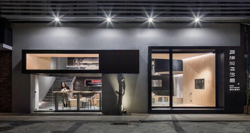 Thiết kế tầng hai tận hưởng cuộc sống và có cái nhìn bao quát