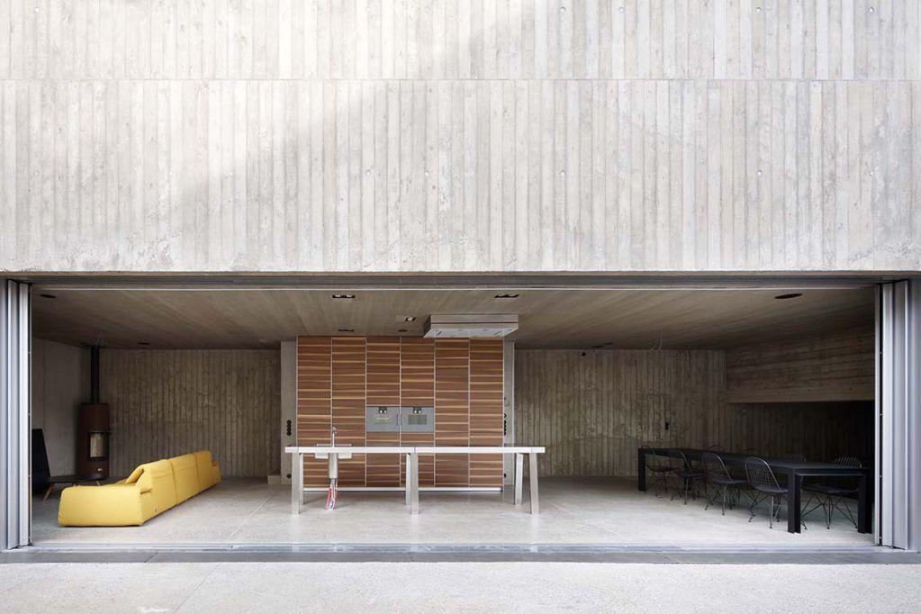 Dự án thiết kế kiến trúc Hercule của văn phòng thiết kế kiến trúc 2001