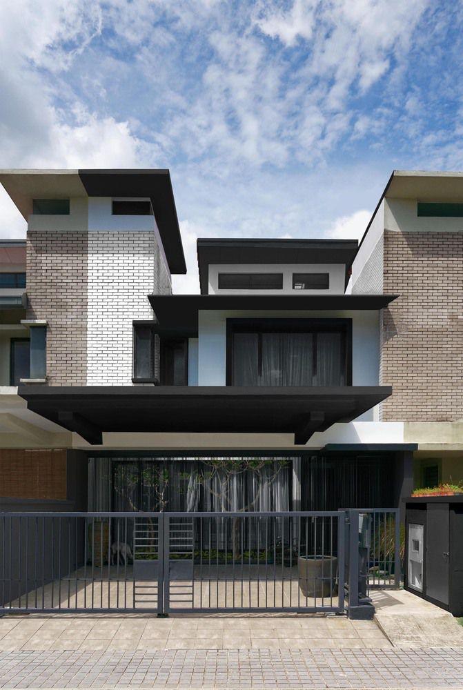Dự án thiết kế nhà ở A Home for 2 của O2 Design Atelier