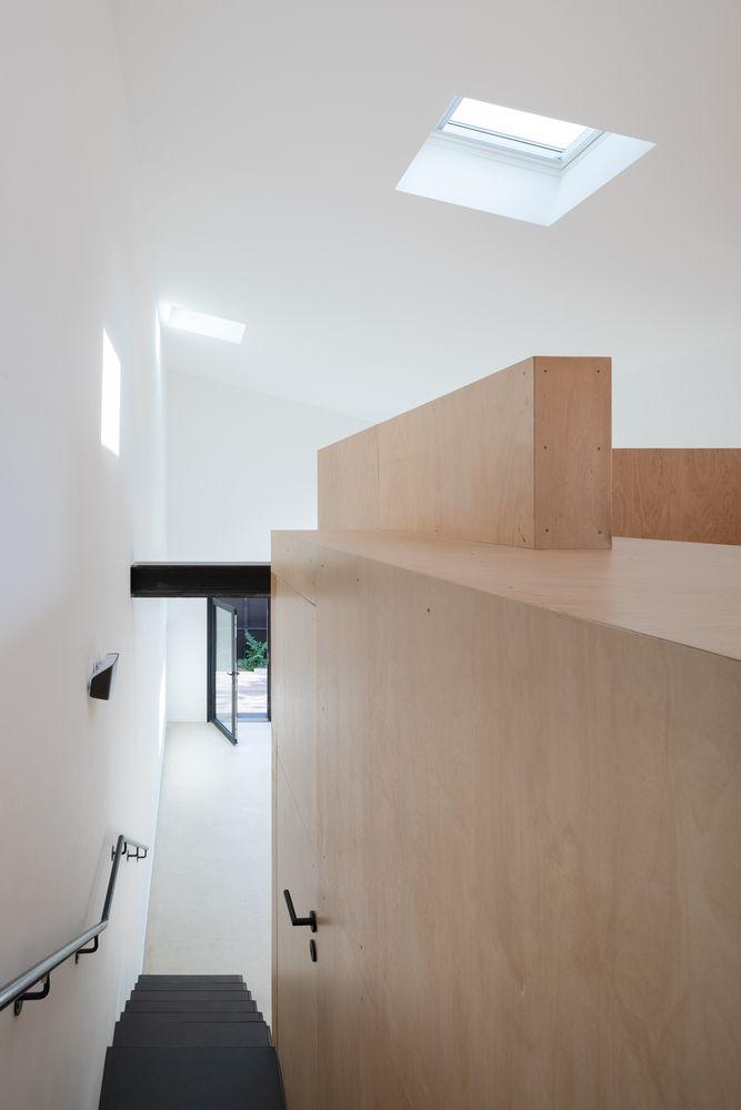 Thiết kế cầu thang cho dự án