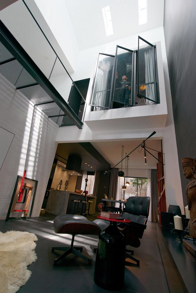 Thiết kế liên kết với cảnh quan bên ngoài