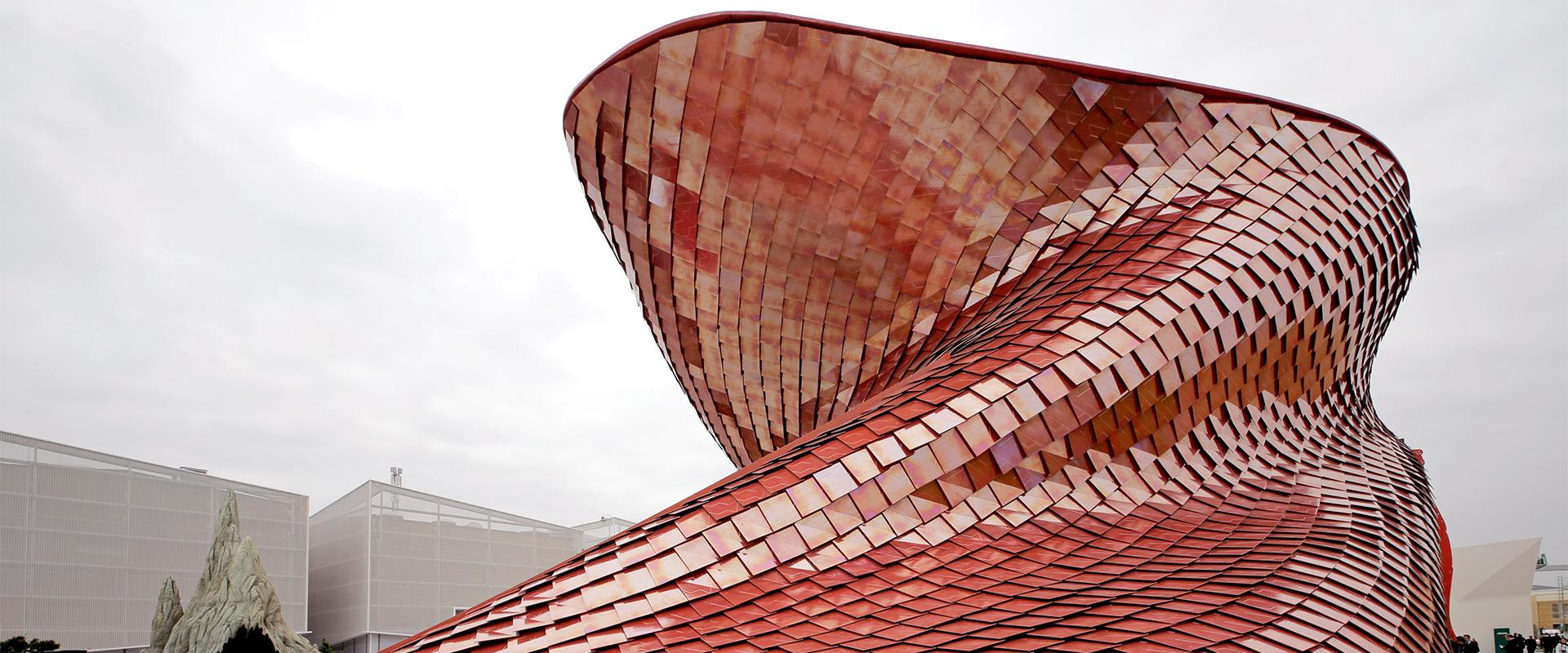 thiết kế nội thất Daniel Libeskind