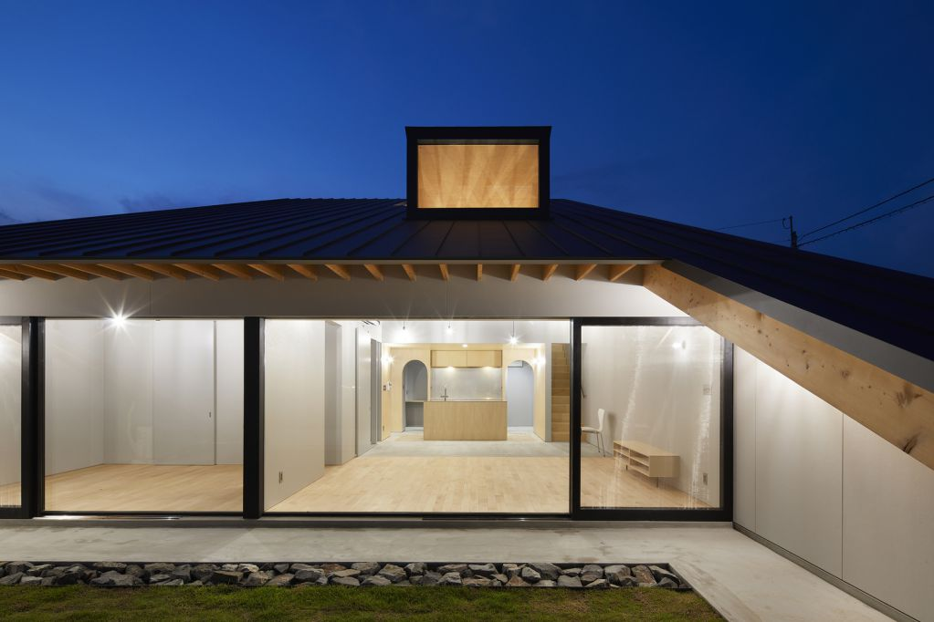 Thiết kế nội thất bên trong của ngôi nhà