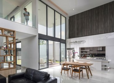 Thiết kế phòng khách cho dự án