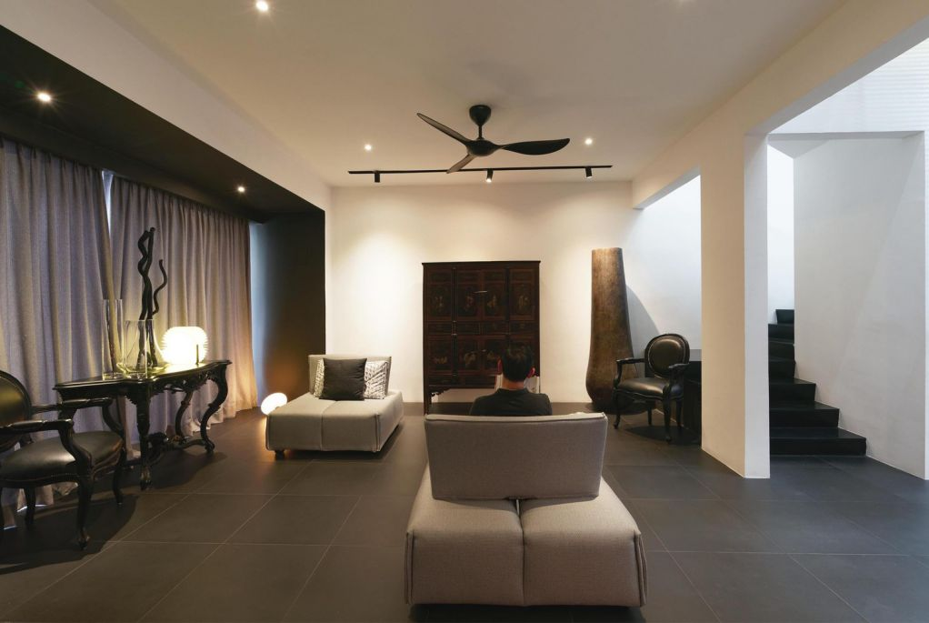 Thiết kế phòng khách linh hoạt cho dự án