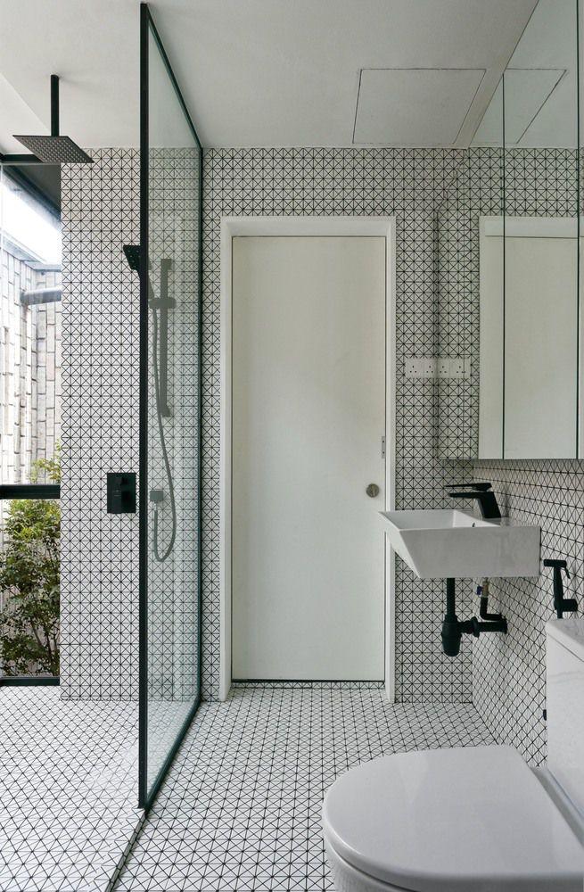 Thiết kế phòng tắm tạo cảm giác gần gũi