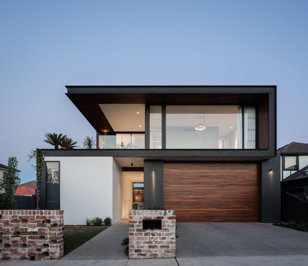 Preston House là sự kết hợp của Sydesign và Lot 1 Design