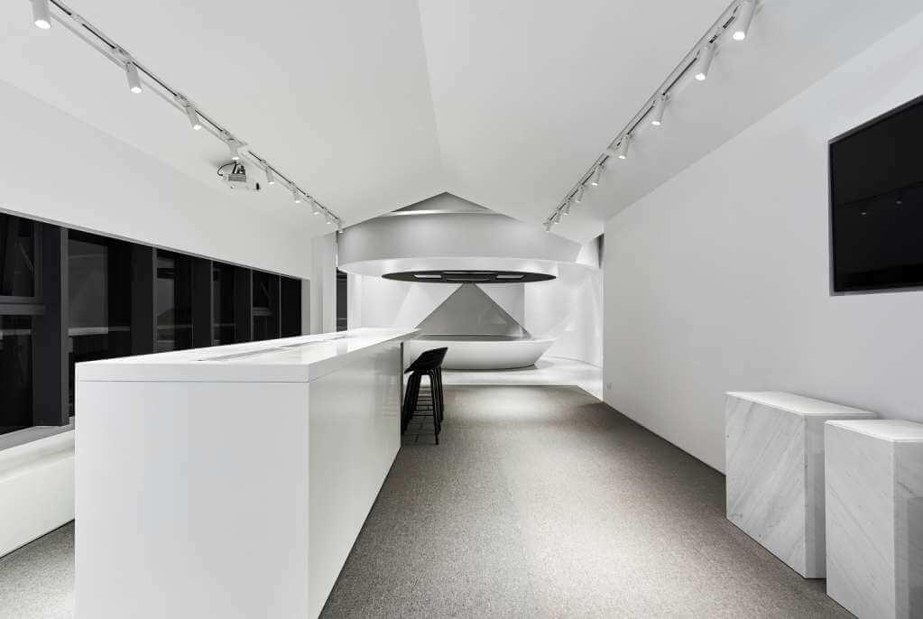 Dự án thiết kế kiến trúc EMTEK của Zones Design tại China