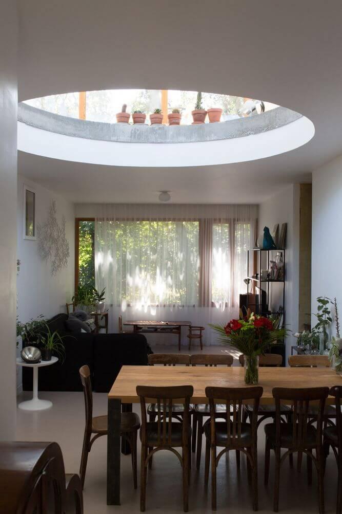 Dự án thiết kế nội thất Jardin D'hiver của FMAU tại Pháp