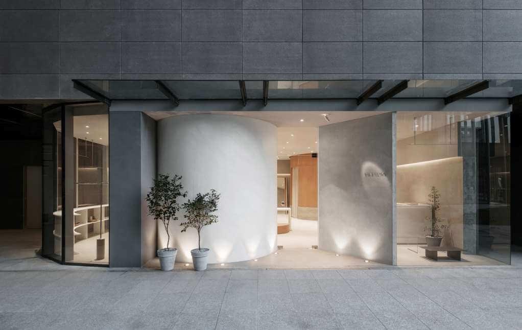 Dự án thiết kế nội thất The ILMA của Labotory tại Hàn Quốc