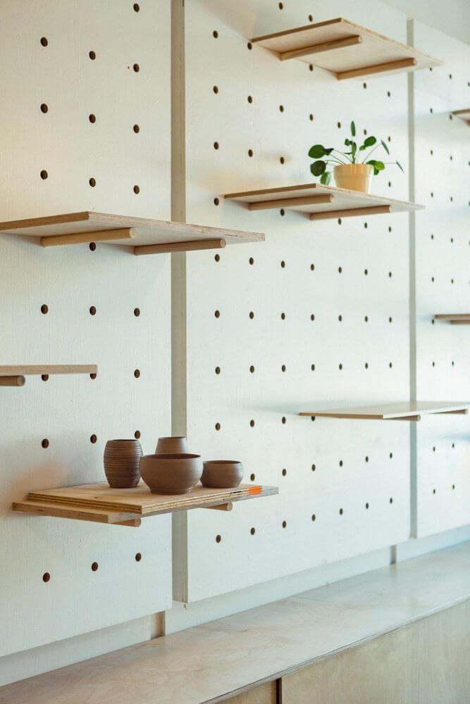 Thiết kế linh hoạt cho không gian lưu trữ