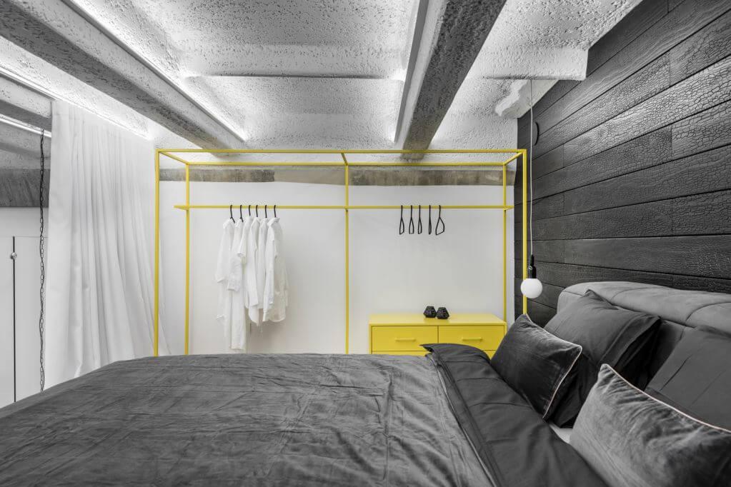 Thiết kế phòng ngủ trong dự án