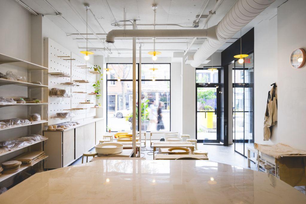 Thiết kế tạo ra nhiều không gian di chuyển cho khách hàng