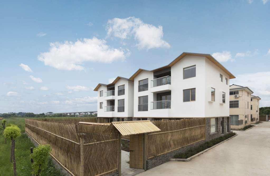 Dự án được cải tạo kết hợp nét nông thôn và hiện đại