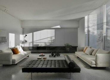 Dự án thiết kế căn hộ SLD Residence của Davidov Partners Architects