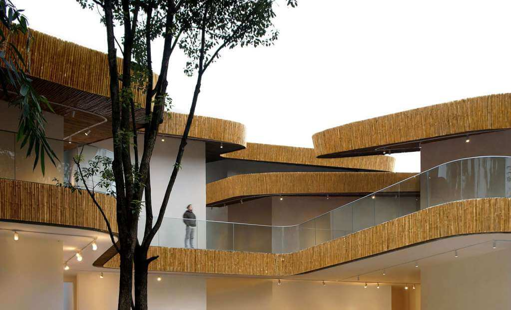 Dự án thiết kế khách sạn Nanshanli Hotel của Linjian Design Studio