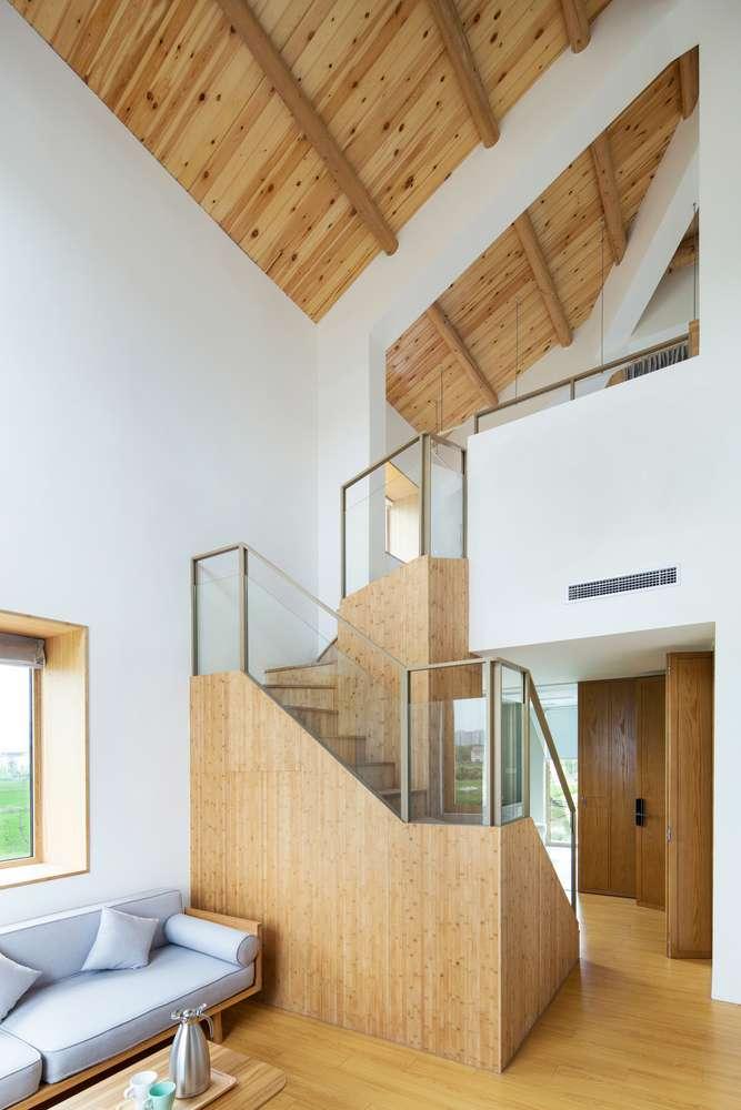 Dự án thiết kế kiến trúc Pusu Hostel của JiHua Atelier tại Trung Quốc