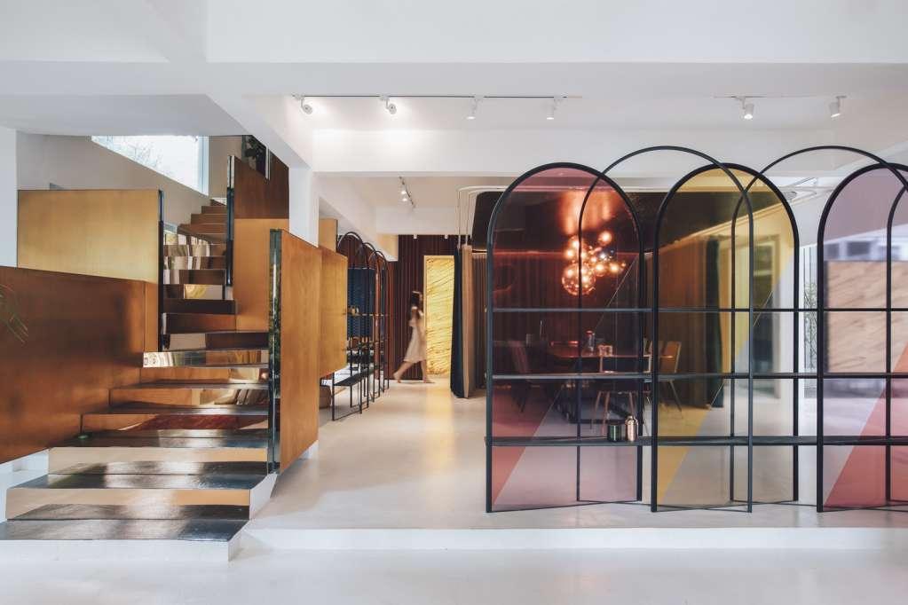 Dự án thiết kế văn phòng Mantab Workplace của SLab10 tại Malaysia