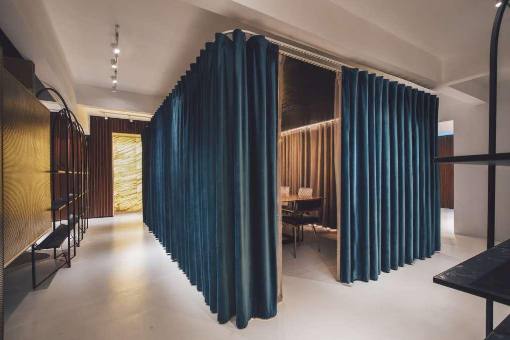 Thiết kế nội thất đáp ứng cả mục đích kinh doanh và xã hội