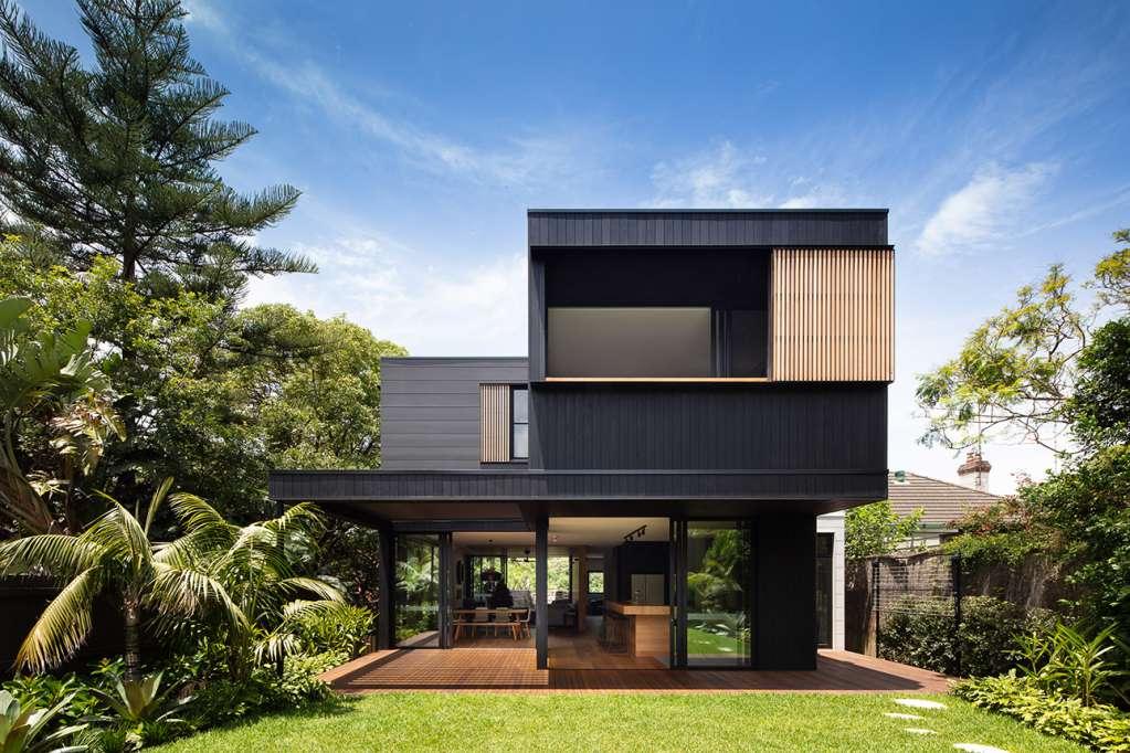 Dự án thiết kế kiến trúc Tamarama của Modscape và Fox Johnston