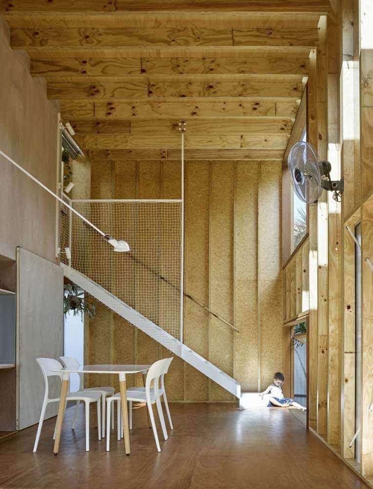 Dự án thiết kế mang lại không gian thư giãn thoải mái