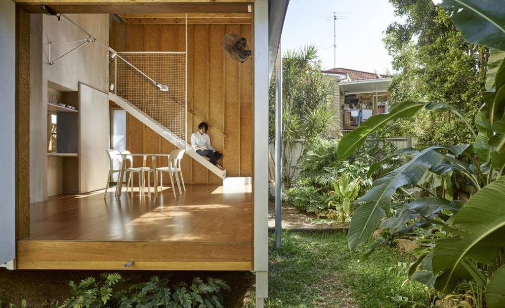 Dự án thiết kế nhà ở One Room Tower tại Australia