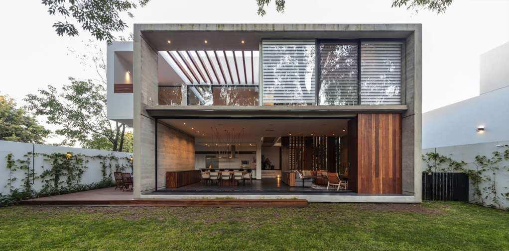 Dự án thiết kế nội thất LMLTTE House của EM Estudio