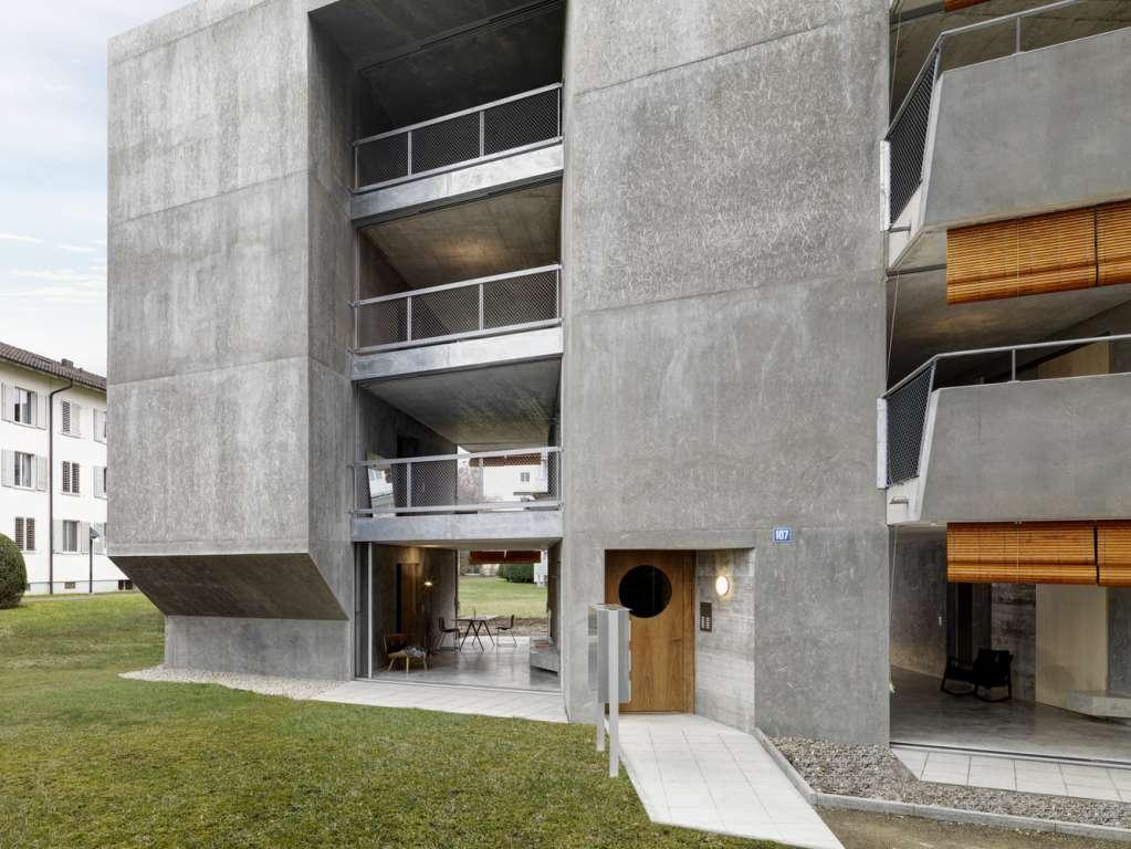 Dự án thiết kế trong một khu vực có chất lượng sống cao