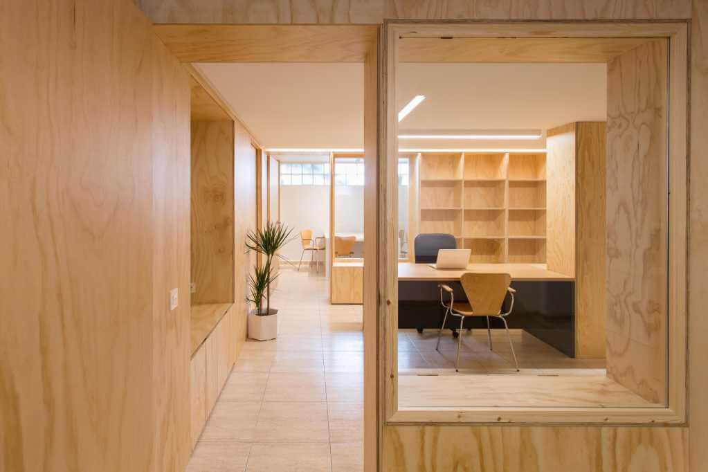 Dự án thiết kế văn phòng Assessmentoria Xavier Masdeu của NN Yet