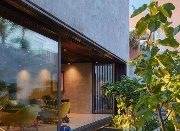 Ngôi nhà đáp ứng những đòi hỏi về thiên nhiên