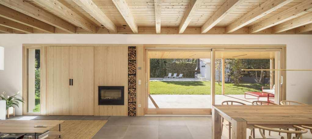 Phong cách thiết kế gắn liền với yếu tố tự nhiên
